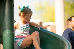 Fun for All Playground Ribbon Cutting - Playground