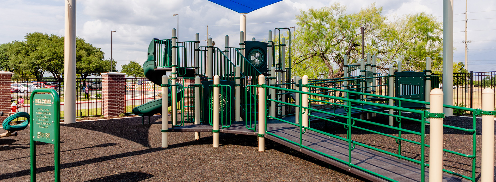 Fun for All Playground - College Station, Texas